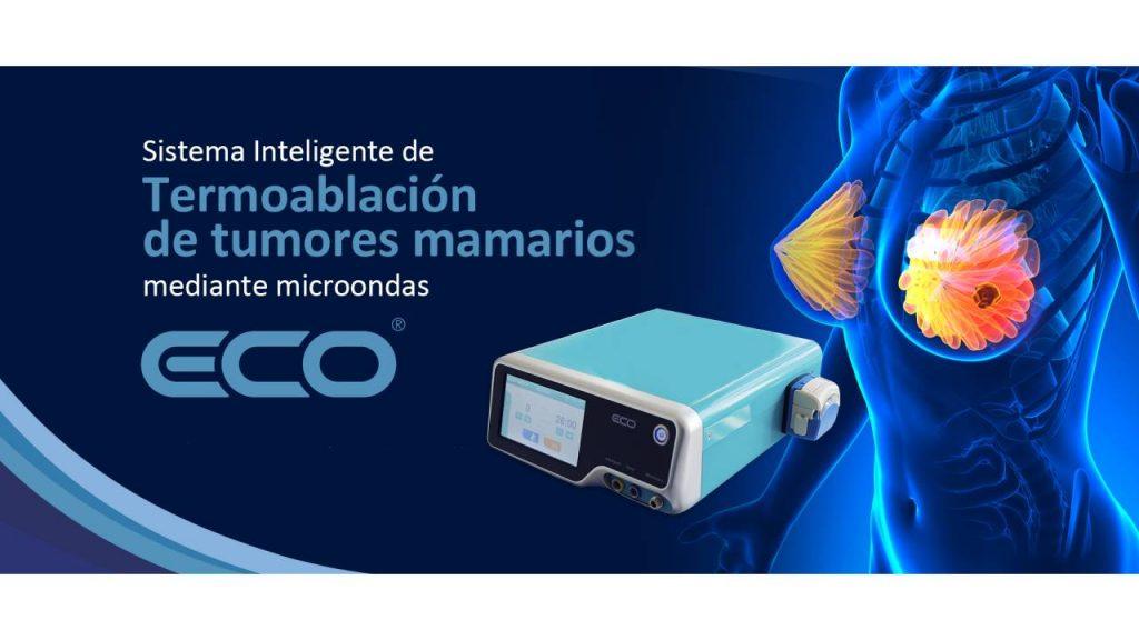 ECO termoablación tumores mamarios